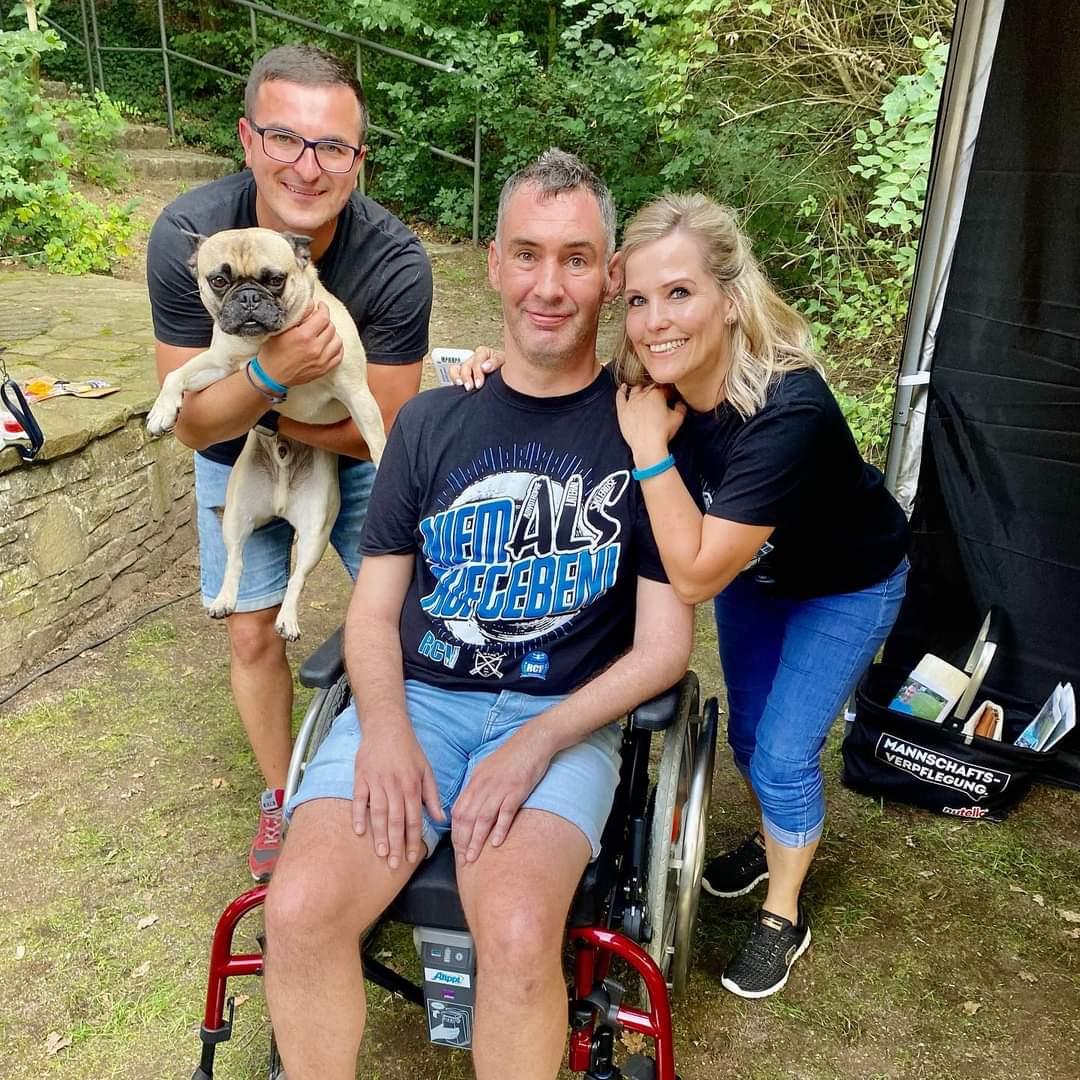 herzlichen Dank für Ihre Engagement, denn #ALSbewegt uns !